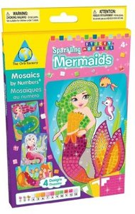 Invento 621008 - The Orb Factory: Sticky Mosaics Sparkling Merma