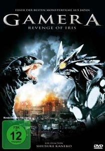 Gamera-Revenge of Iris