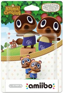 Amiibo Animal Crossing Collection - Nepp & Schlepp