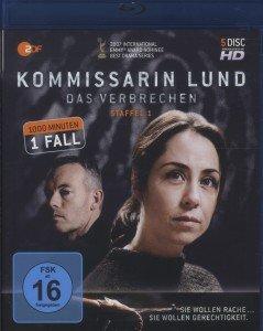 Staffel 1,Folge 01-10,Komplette Box (5 Blu-rays)