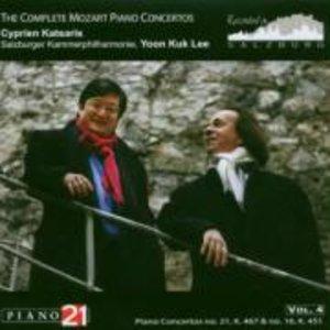 The Complete Mozart Piano Concertos