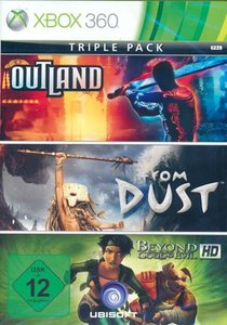 3 in 1 Beyond Good and Evil + Outland + From Dust