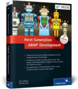 Next Generation ABAP Development 2nd Edition Book/CD Package