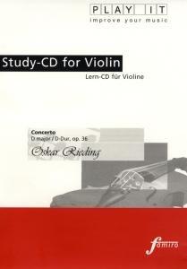 Concerto, D-Dur, op. 36