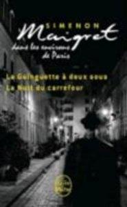 Maigret dans les environs de Paris