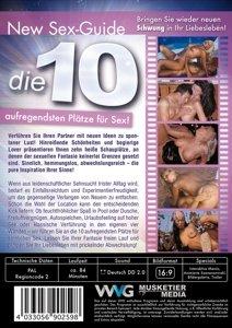Die 10 Aufregendsten Plätze Für Sex