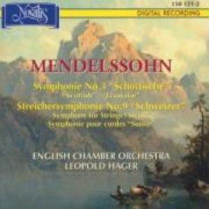 Sinfonie 3/Streichersinfonie 9