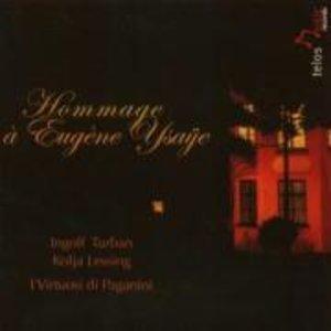 Hommage A Eugene Ysaye