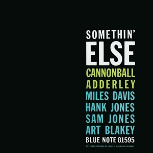 Somethin' Else (Rem. Limited . Edt.+ DL-Code)