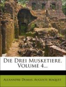 Saemmtliche Romane von Alexander Dumas, erste Abtheilung, vierte