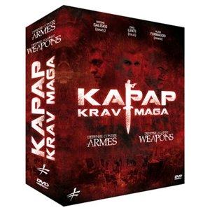 Kapap Box Verteidigung gegen Waffen