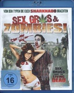 Sex,Gras & Zombies