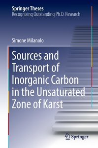 Sources and Transport of Inorganic Carbon in the Unsaturated Zon