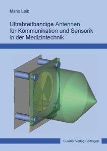 Ultrabreitbandige Antennen für Kommunikation und Sensorik in der