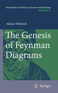 The Genesis of Feynman Diagrams