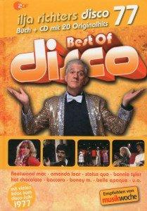 disco 77-disco mit Ilja Richter-Buch+CD