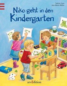 Niko geht in den Kindergarten