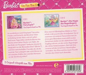 Barbie - Fan-Box 2