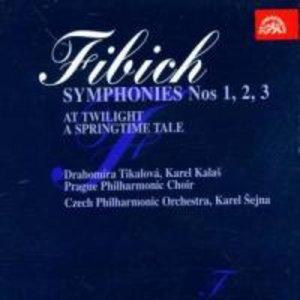 Sinfonien 1,2,3