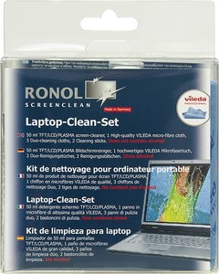 RONOL Laptop-Clean-Set