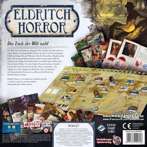 Heidelberger HE564 - Eldritch Horror, Brettspiel