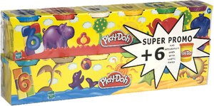 Hasbro Play-Doh 6+6 Bonus Pack