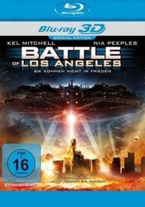 Battle of Los Angeles-Real 3D Edition