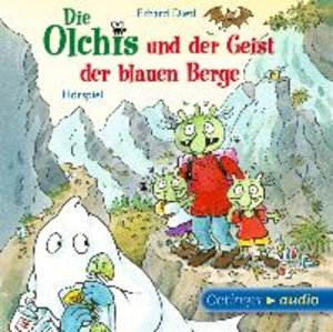Die Olchis und der Geist der blauen Berge (CD)