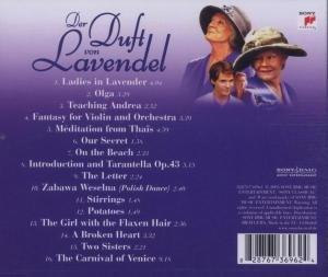 Der Duft von Lavendel/OST