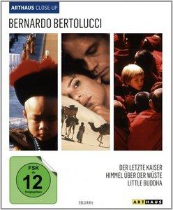 Bernardo Bertolucci. Arthaus Close-Up