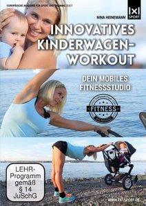 Innovatives Kinderwagen-Workout | Funktionelle Rückbildungsgymna