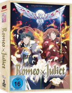Romeo x Juliet - Gesamtausgabe - DVD-Box (5 Discs)