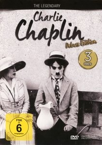 The Legendary Charlie Chaplin-Deluxe-Edition (3 DV