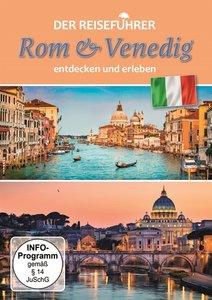 Der Reiseführer - Rom und Venedig