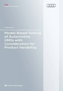 Model-Based Testing of Automotive HMIs with Consideration for Pr