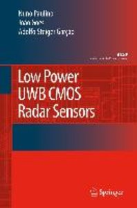 Low Power UWB CMOS Radar Sensors