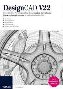 DesignCAD V22/CD-ROM