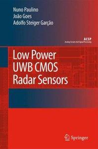 Low Power UWB CMOS Radar Sensors