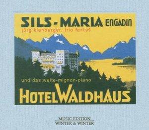 Hotel Waldhaus,Sils-Maria