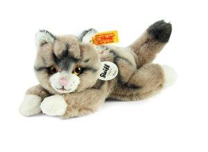 Steiff 281570 - Kitty Katze 22 cm, grau liegend