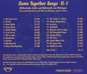 Come Together Songs II-1