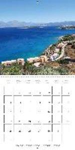 Crete - Greece (Wall Calendar 2015 300 × 300 mm Square)