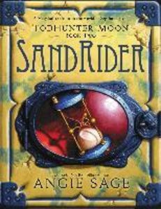 Septimus Heap: TodHunter Moon 02: SandRider
