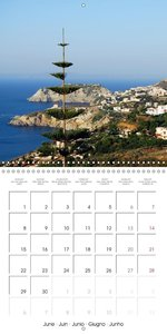 Crete - Greece (Wall Calendar 2015 300 × 300 mm Square)