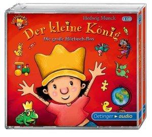 Der kleine König - Die große Hörbuchbox (3 CD)