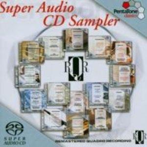 RQR SACD Sampler