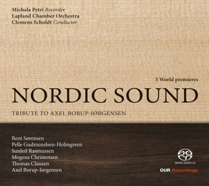 Nordic Sound: A Tribute to A.Borup-Jorgensen