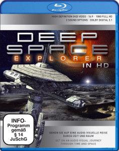 Deep Space Explorer In HD-Blu Ray