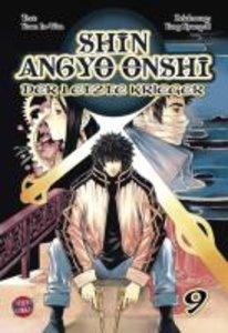 Shin Angyo Onshi - Der letzte Krieger 09
