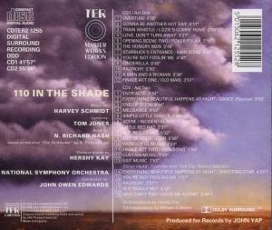 110 In The Shade (Gesamtaufnah